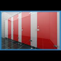 Sell Partisi Toilet Phenolic Cubicle Toilet Glass Sekat Toilet PVC