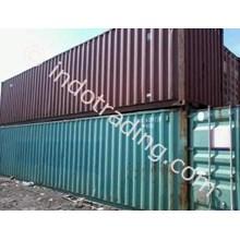 Shipping Container Baja Besi (Peti Kemas) Semua Ukuran Dan Tipe Kontainer