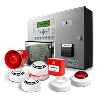 Sell fire alarm system