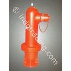 Hydrant Pillar One Way
