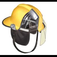 Jual Helm Pemadam Bahan Fiber Glass LTX