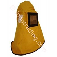 Masker Air Supplied Sanblast Hood