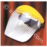 Helm Dan Perlindungan Wajah Clear Face Shield