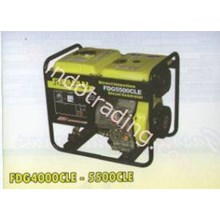 Fdg4000cle Type Diesel Generator Firman