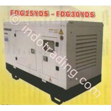 Firman Generator Super Silent Type Fdg15yds