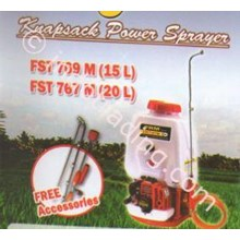 Knapsack Power Sprayer Firman Tipe Fst769m