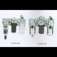 Jual Pneumatic Komponen F.R.L Unit Ac Series ( Three Union ) Sns