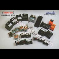 Spare Parts Kontrol Boxes Landis Gyr - Satronic Burner Controls