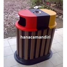 tong sampah fiberglass eleganze