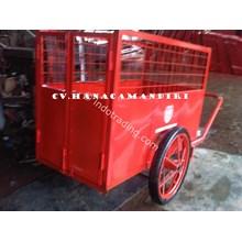 Gerobak Sampah 140 X 100 X 80