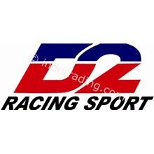 Sticker D2 Racing Sport