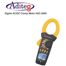 Digital Clamp Meter Aditeg Adc 2000