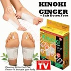 Kinoki Ginger Detox Foot Patch