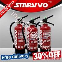 Jual Alat Pemadam Api Ringan Starvvo Dry Chemical Powder