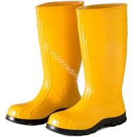 Boots Merk Cheetah Pvc