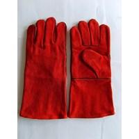 Jual Sarung Tangan Kulit - Exothermic Welding