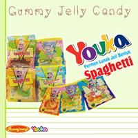 Permen Youka Spaghetti Jelly Candy