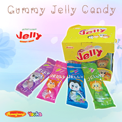 Permen Gummy Jelly Bean