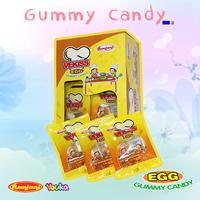 Jual Permen Vekiss Egg Gummy Candy