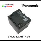 Jual Battery PANASONIC VRLA 42 Ah - 12V