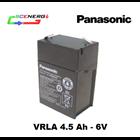 Jual Battery PANASONIC VRLA 4.5 Ah - 6V