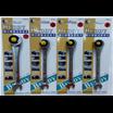 Flex head combination gear wrench 9mm BA0113