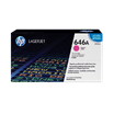 TONER PRINTER HP 646A Magenta LaserJet Print Cartridge