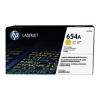 Toner Printer Cartridge HP Original LaserJet 654A - CF332A - Kuning