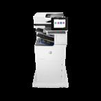 Printer LaserJet HP Color Enterprise Flow MFP M682z
