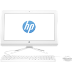 PC HP 20-c304l CPU: i5-7200U dengan Integrated with Processor chipset. Monitor: 19.5''. RAM: 4GB DDR4. HDD: 1TB