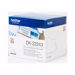 Brother DK-22243 Continuous Lengh Paper (kertas label)