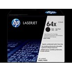 Cartridge Printer HP Original High Yield Toner LaserJet  CC364X Hitam