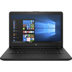 Laptop HP 14-bw091TU RAM 4GB HDD 500GB Win10 Home SL 14.0
