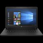 Laptop HP 14-bs709TU Celeron-N3060 RAM 4GB HDD 500GB Win10 14.0