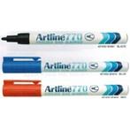 Spidol Permanen / Marker Permanent Artline Hitam 770 Freezer Bag