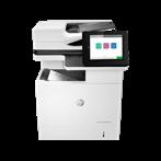 Printer LaserJet HP Enterprise MFP M631dn