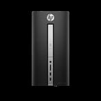 PC HP 570-p033l CPU: I3-7100 dengan H270 chipset. Monitor: Bundle Monitor 19ka (18.5'). RAM: 4GB DDR4. HDD: 1TB