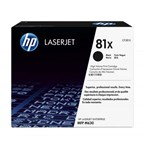 TONER PRINTER HP 81X Black Contract LaserJet Toner Cartridge