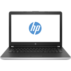 Laptop / Notebook HP 14-bs718TU Celeron-N3060 RAM 4GB HDD 500GB Win10 14.0