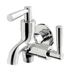 Keran Air Iss Wall Mounted Dual Flow A-7602C Chrome American Standard