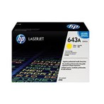Toner Printer Cartridge HP Original LaserJet 643A - Q5952A - Kuning