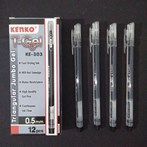 PULPEN KENKO GEL PEN KE-303 (T-Gel /Triangular)
