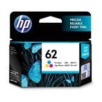 Tinta Printer HP 62 Tri-color Ink Cartridge