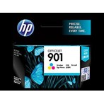 Tinta Printer HP Original Ink Cartridge 901 - CC656AA - Tri-color