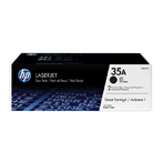 TONER PRINTER HP LaserJet P1006 Black Dual Pack