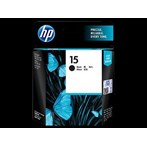 Tinta Printer HP Ink Cartridge C6615DA 15- Regular- Hitam