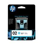 HP 02 AP Light Cyan Ink Cartridge