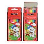 Color Pencil CP-12PB Joyko