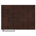 GENTENG / ATAP OWENS CORNING IMPOR USA  Classic Super Brownwood (coklat)