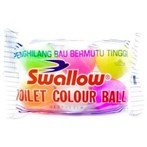 Swallow Kamper Toilet Ball S110 - 6 pcs - 1 Kotak Isi 12 Pcs